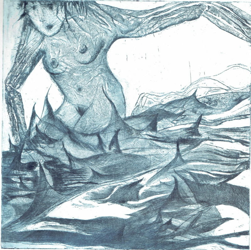 Venus, sortie des eaux